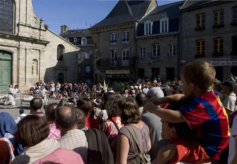 Festival Rue Dell Arte B.Royer/CDT en sseptembre