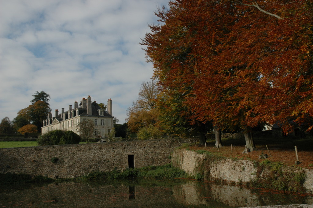 Château de Catuelan (Hénon).J. Van de Ven