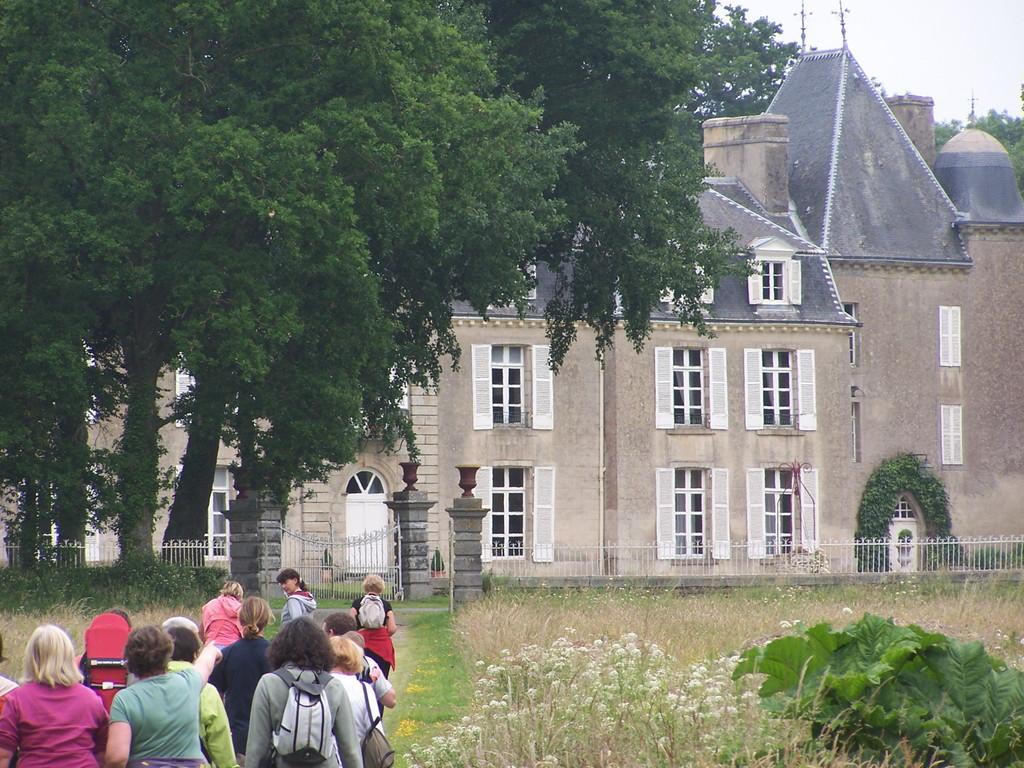 Château de Bogard- Demeure de parlementaire Breton (Quessoy).J-E Gaudin CDC Pays de Moncontour