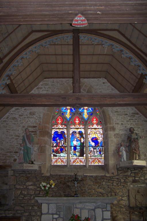 Chapelle Notre Dame du Haut (Trédaniel).J-E Gaudin CDC Pays de Moncontour