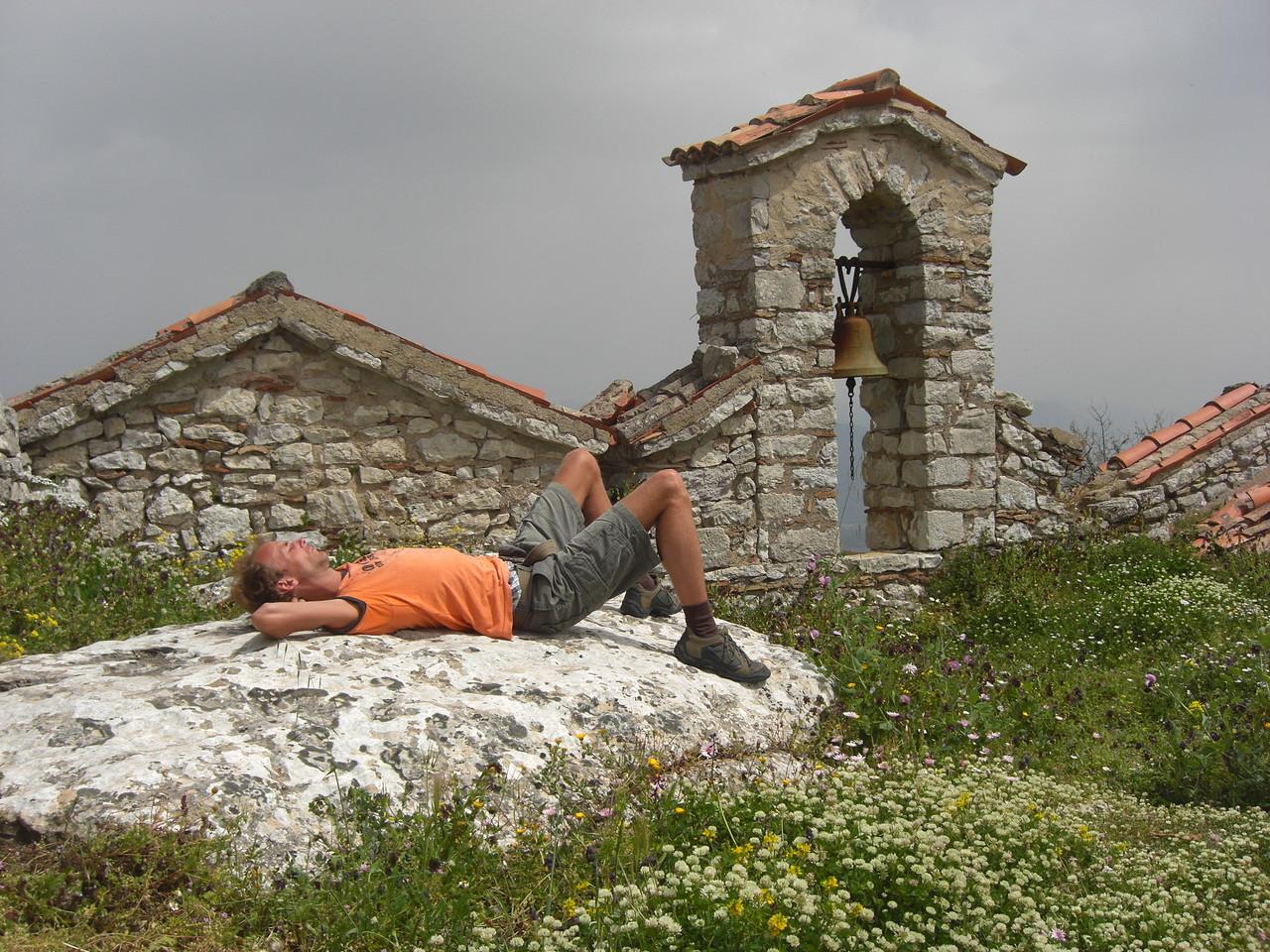 Ithomi-Gipfel bei Messini