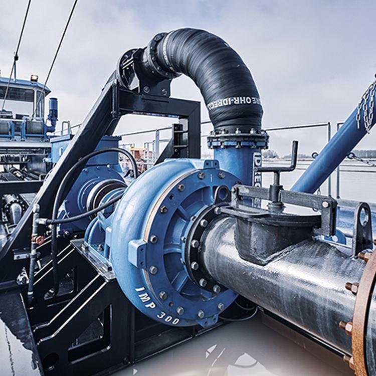 ROHR-IDRECO und SL Pumping Solutions schließen sich zusammen