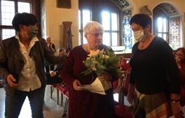 Verleihung des 13. ISOLDE-HAMM-PREISES an Gisela Kohl-Eppelt