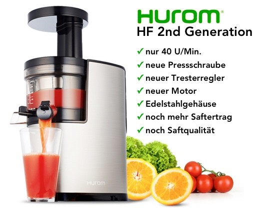 Hurom HF second generation