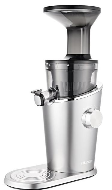 Hurom H100 easy series + 2 Saftflaschen 0,5 L + Rezeptbuch