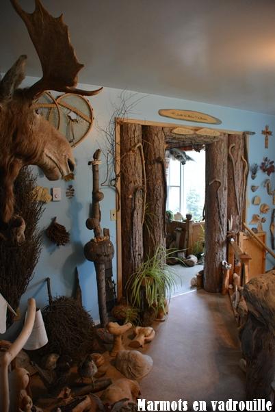 Musée de la nature de Sainte Rose du nord