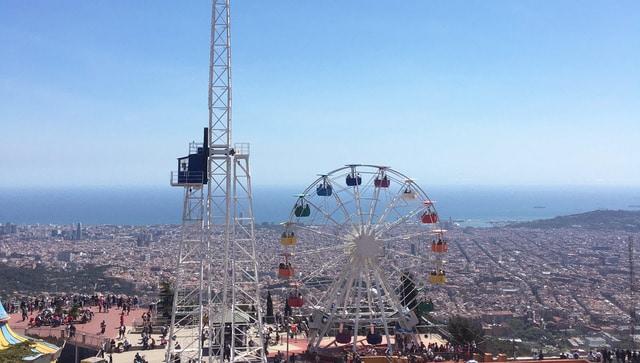 Parc d'attraction Mont Tibidabo