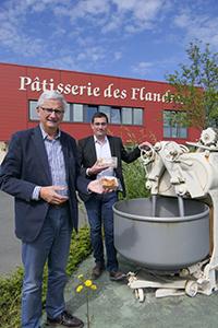 Benoît et Antoine Rousseau, gérants.