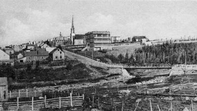 Ville de Thetford Mines, (s.d.)