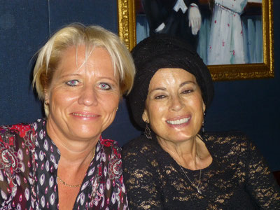 Frauke Hamann & Debbie Ford Cruise Oktober 2012