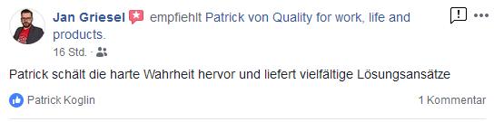 Jan Griesel, Geschäftsführer der plentymarkets GmbH