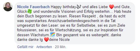 Nicole Fauerbach, Optikerin