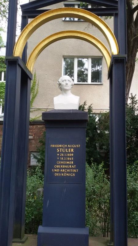 Friedrich August Stüler Grabstätte