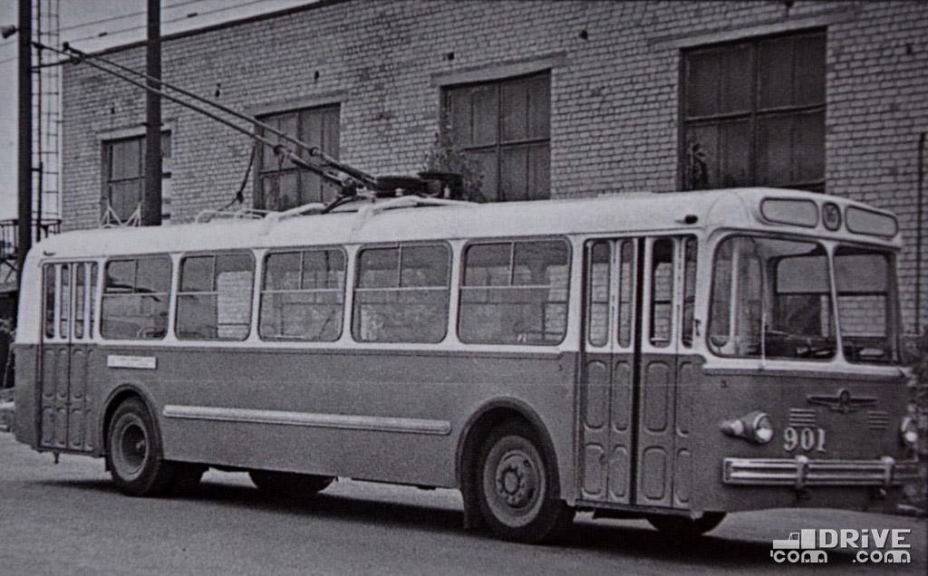 ЗИУ-5 выпуска 1965 года