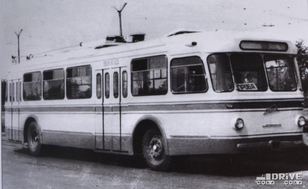 Т2 (1960 г.) - разработка Киевского ремонтно-строительного завода электротранспорта имени Ф.Э. Дзержинского