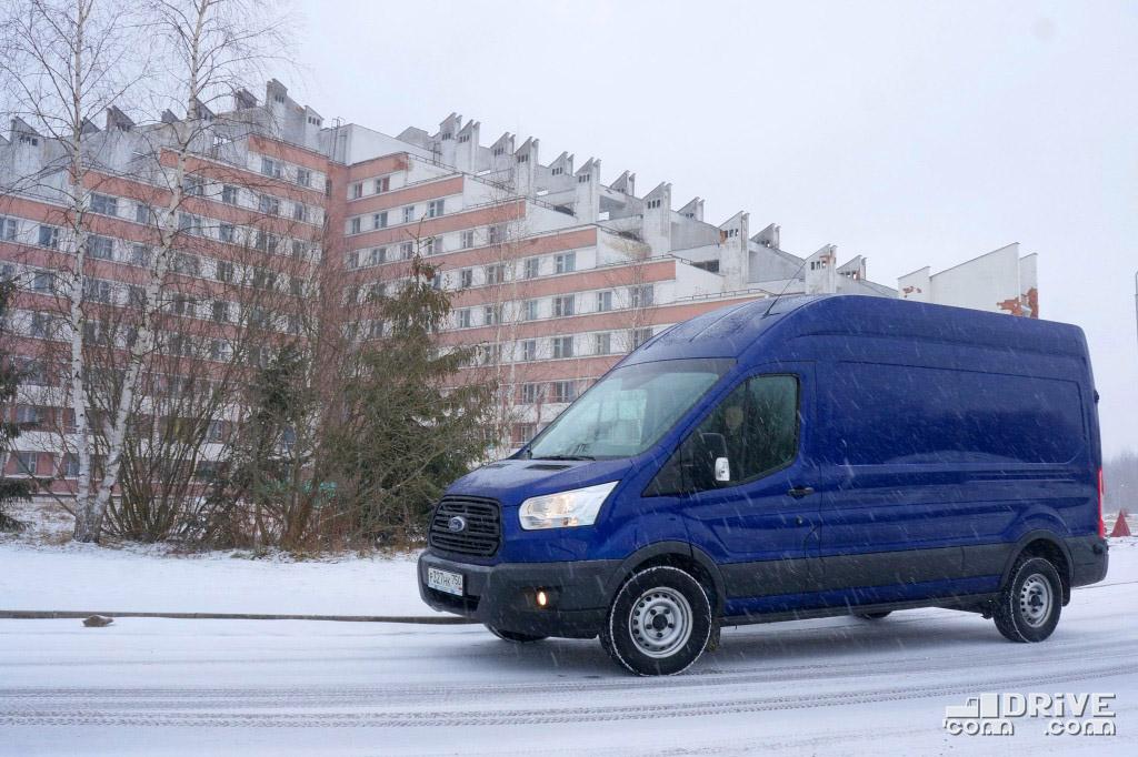 Ford Transit- продажи в I квартале  2529 ед. (+24,7%)