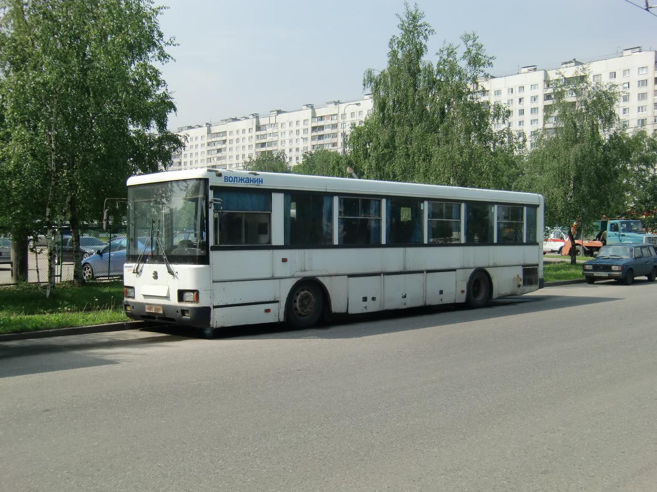Волжанин-527022 с заводским №052, 2001 г.в.