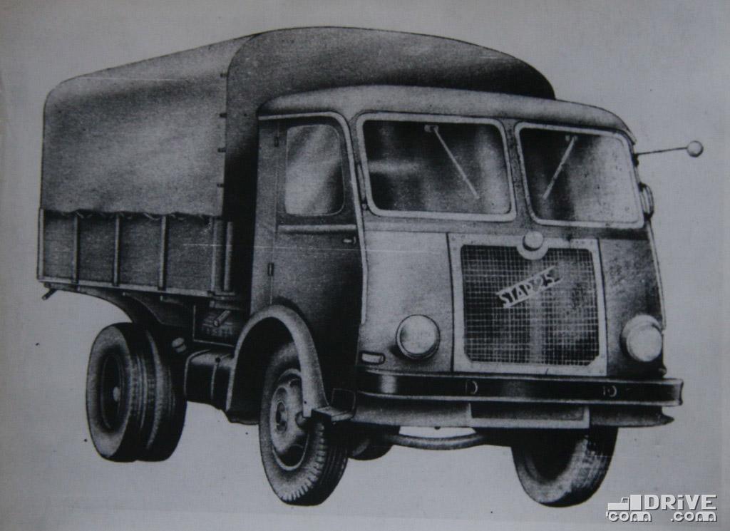 Рисунок 66. Автомобиль Стар-25