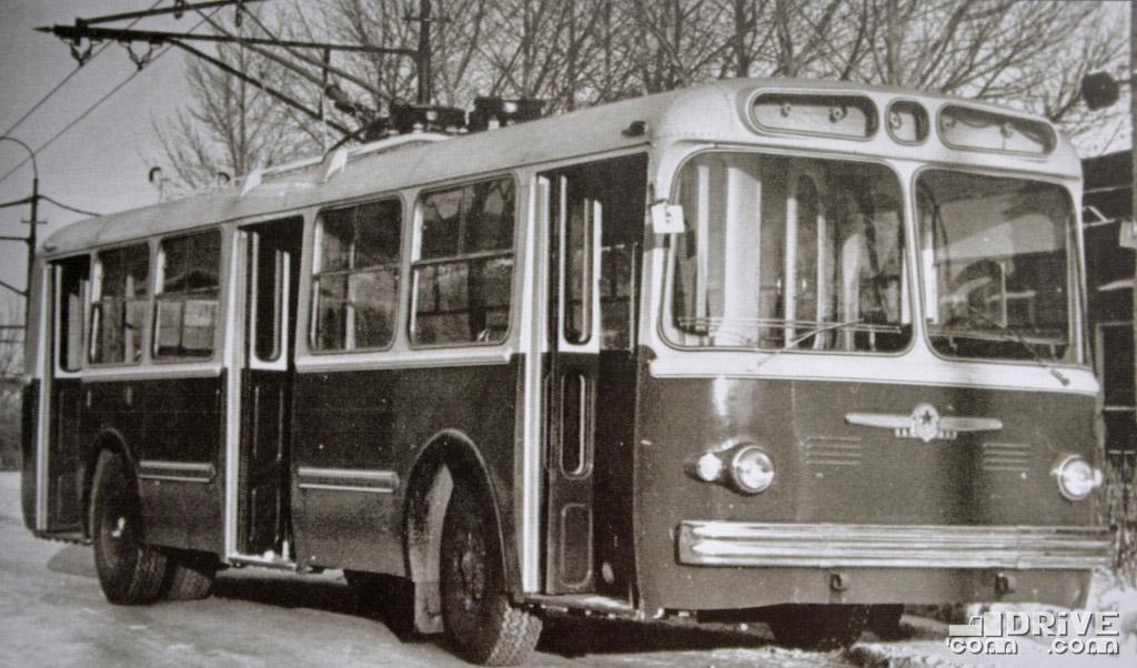 ЗИУ-5Е - опытный образец 1967 года