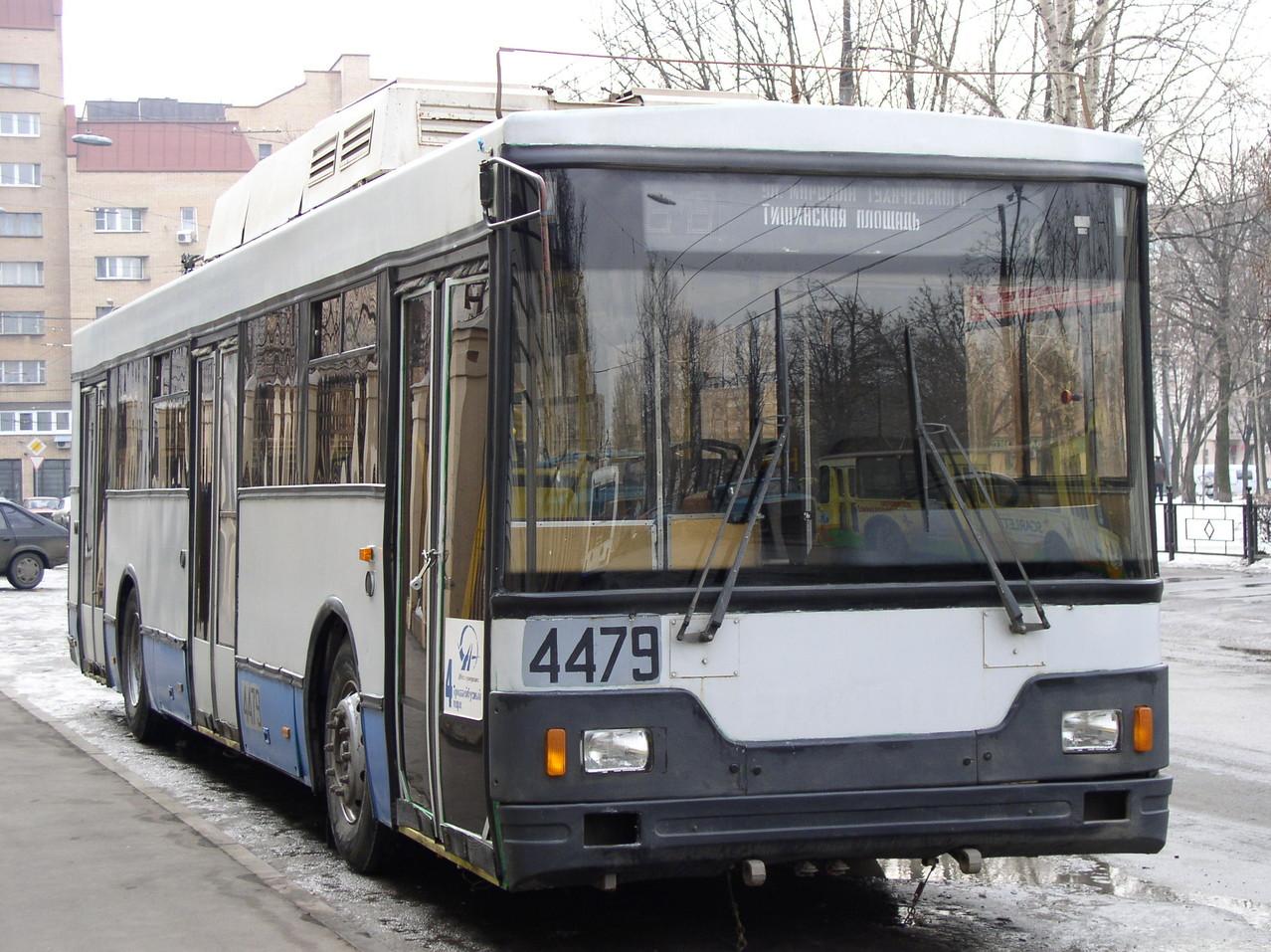 Проект троллейбуса появился в 1999 году. В 2002 году по заказу Москвы, для нее была создана версия Тролза 5257.00. Фото Максима Шелепенкова