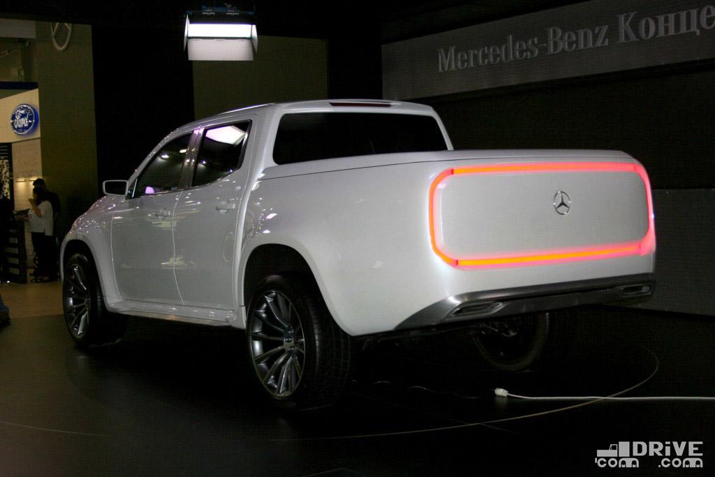 Mercedes-Benz X-Class - продано 89 ед.