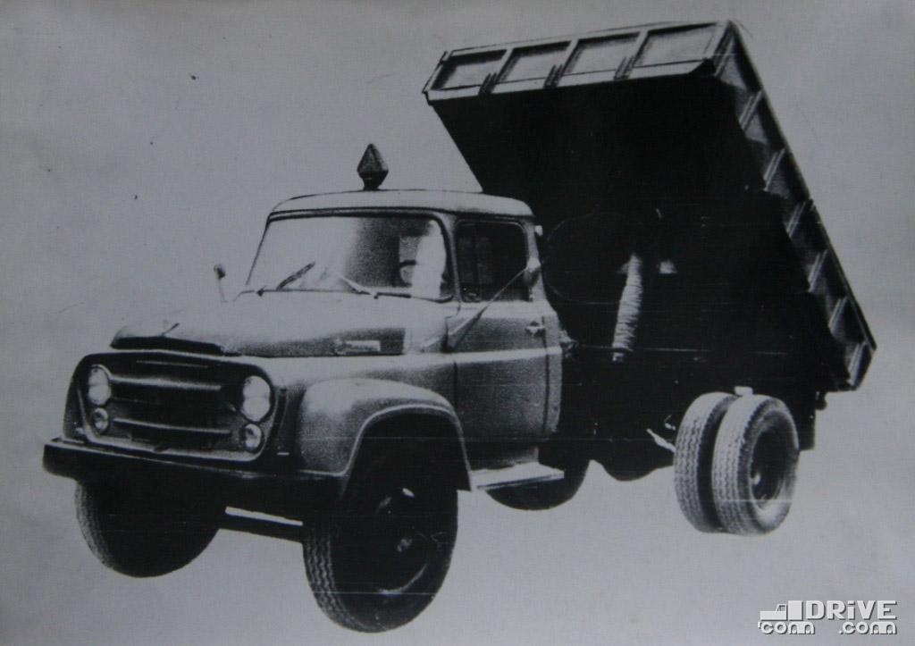 Рисунок 88. Самосвал АВ-45-116