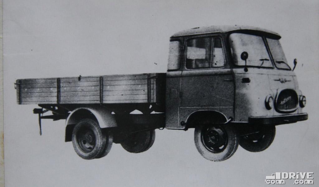 """Рисунок 42. Автомобиль """"ЛО 2500 КФ/ПР"""""""