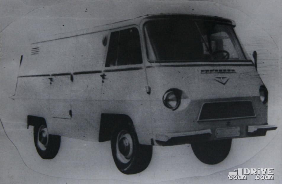 Рисунок 92. Автофургон Т.В-5-Ф