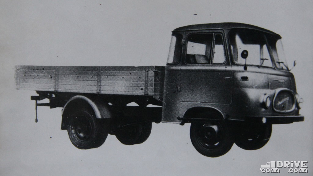 "Рисунок 43. Автомобиль ""ЛД 2500 КФ/ПР"""
