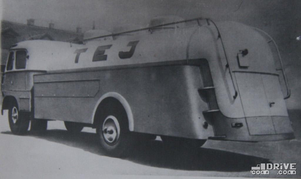 """Рисунок 62. Автоцистерна """"Д-510.630"""""""