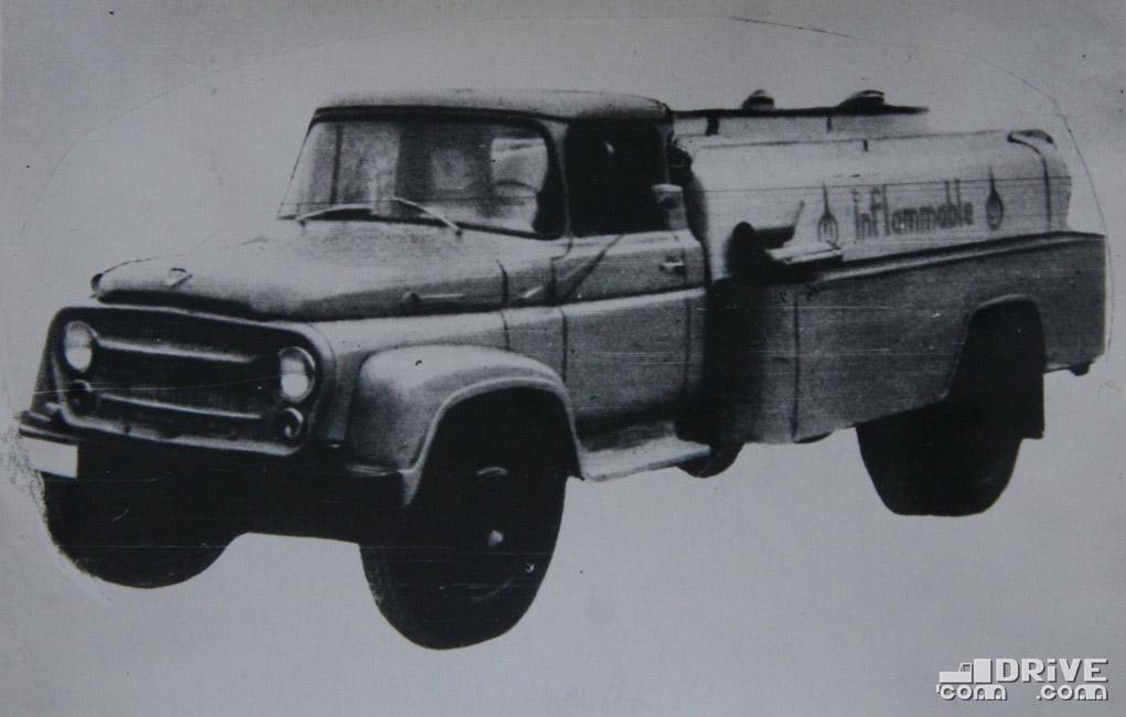 Рисунок 87. Автоцистерна АС-32