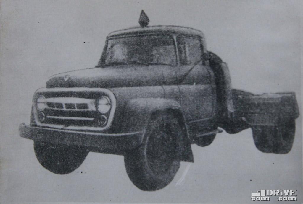 """Рисунок 86. Седельный тягач """"СР115"""""""