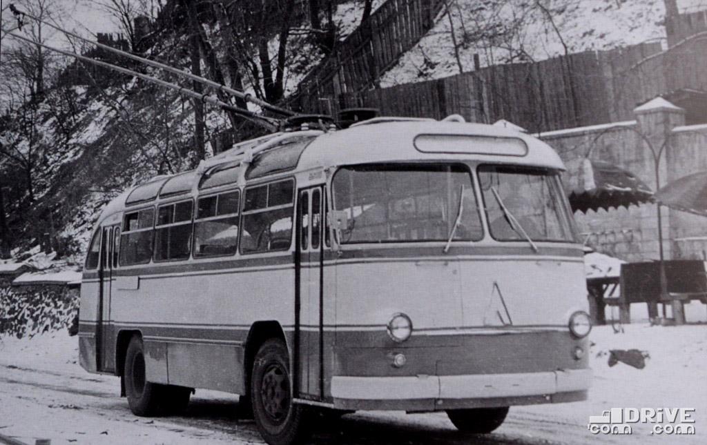 Киев-5 (1963 г.) - разработка Киевского ремонтно-строительного завода электротранспорта имени Ф.Э. Дзержинского
