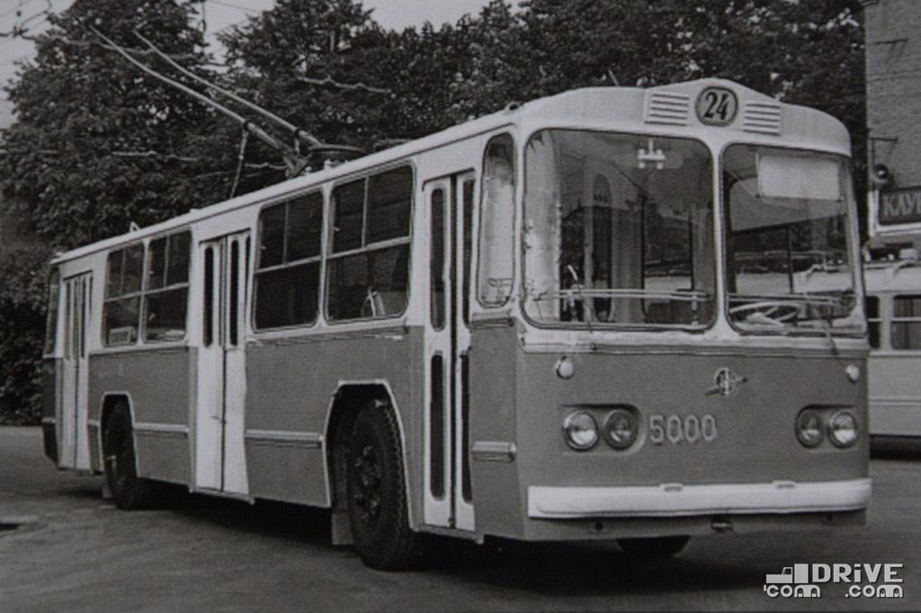 ЗИУ-9 - опытный образец 1966 года