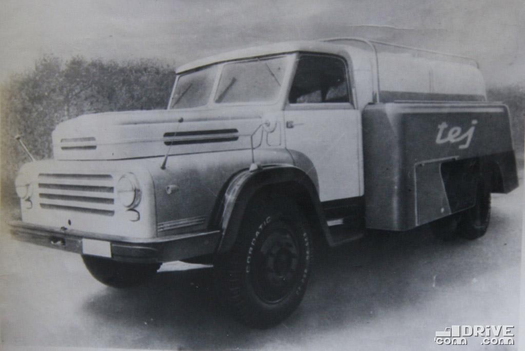 Рисунок 59. Цистерна на шасси Д-450