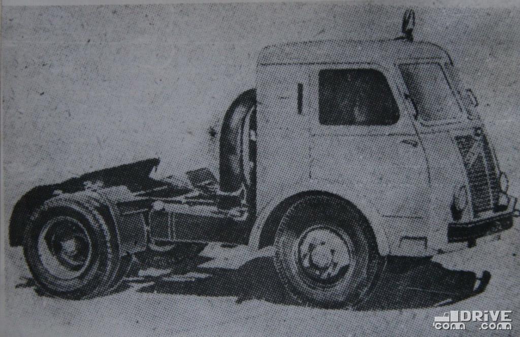 Рисунок 68. Седельный тягач Стар-С25