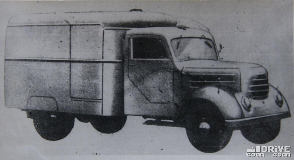 "Рисунок 38. Автомобиль-фургон ""Гарант-30"""