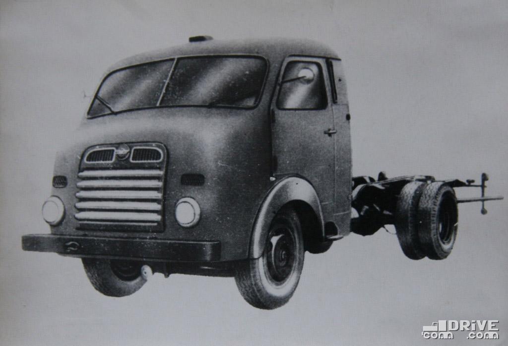 Рисунок 47. Шасси С 4000-1Т