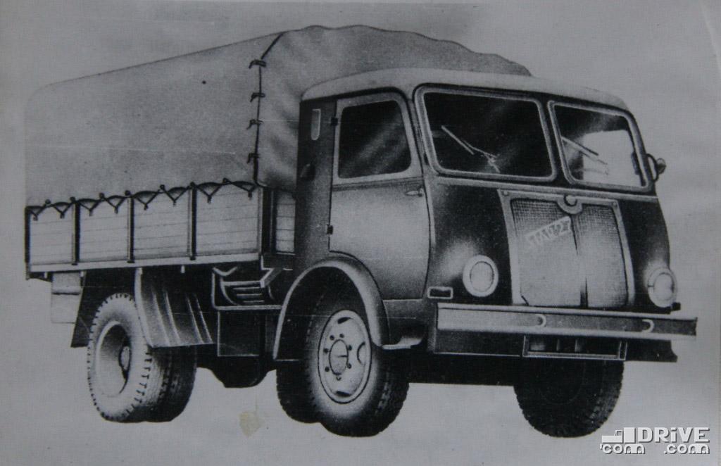Рисунок 72. Автомобиль Стар-27