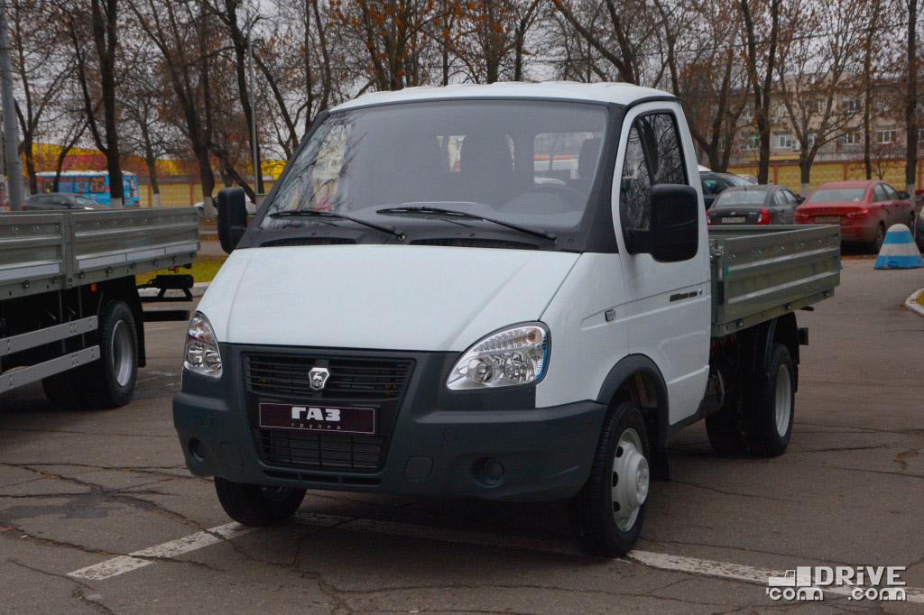 ГАЗ-3302 - продажи в I квартале  2166 ед. (-4,3%)