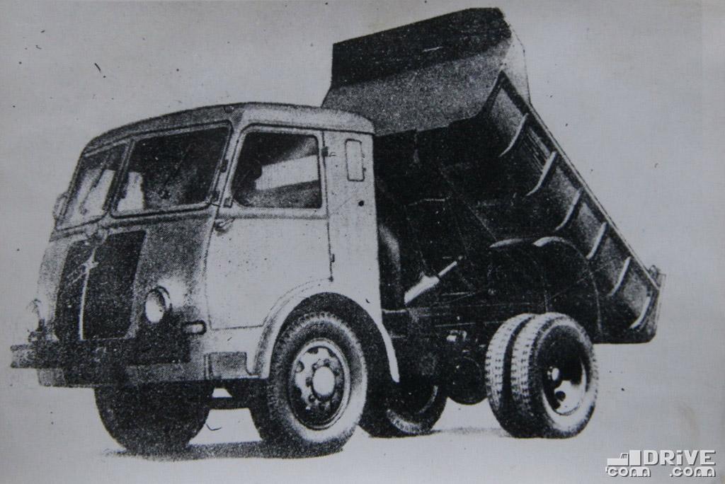 Рисунок 69. Самосвал Стар-В25