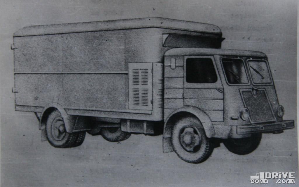 Рисунок 71. Автомобиль Стар-25Л
