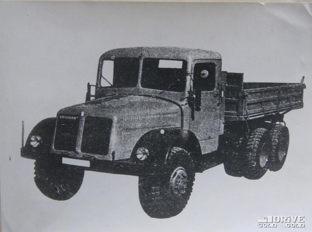 "Рисунок 7. Самосвал ""Татра IIIС1"""