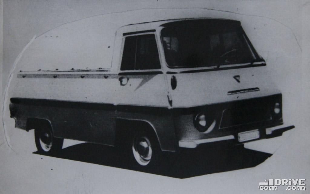 Рисунок 90. Автомобиль-пикап Т.В-5-П
