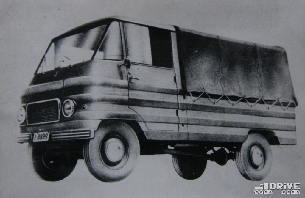 Рисунок 74. Автомобиль Жук А03