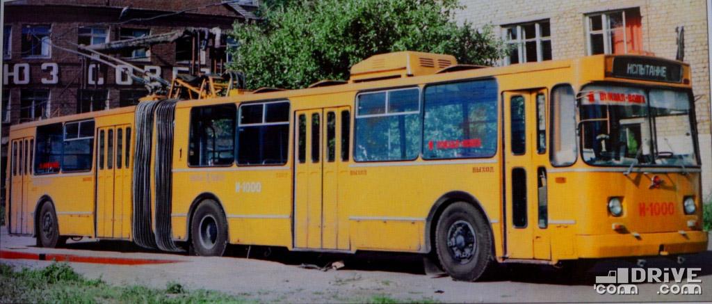 ЗИУ-683Б - опытный образец 1978 года