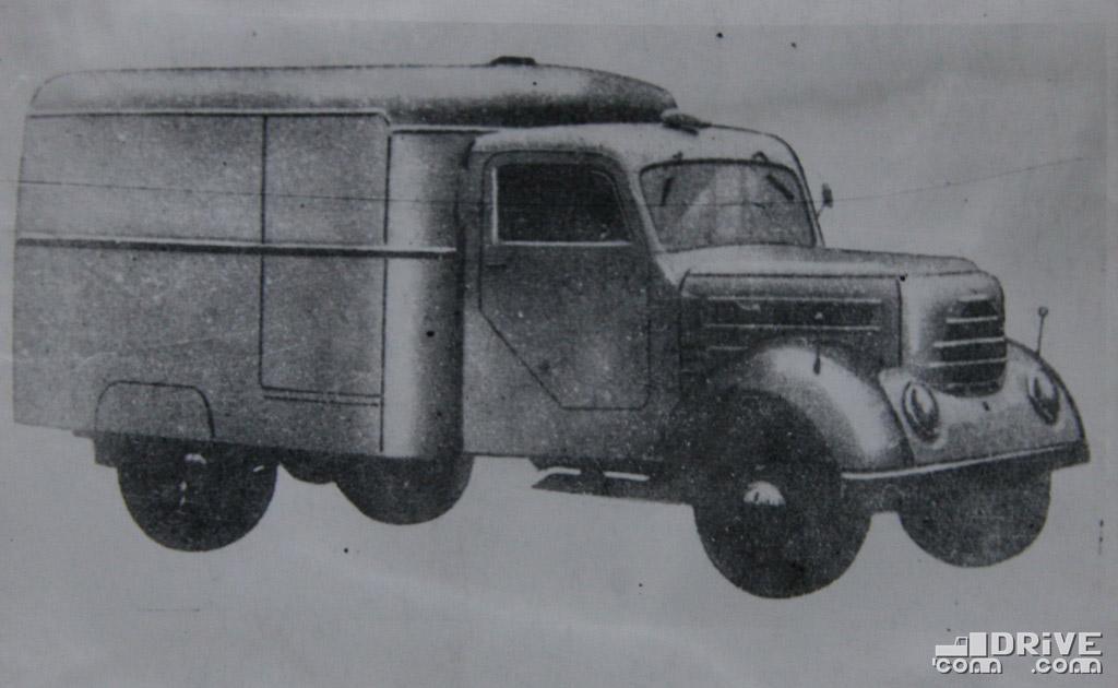 "Рисунок 40. Автомобиль-фургон ""Гарант-32"""