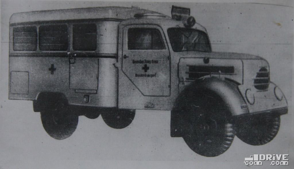 "Рисунок 30. Санитарный автомобиль-фургон ""Гарант АЦФ/Сан"""