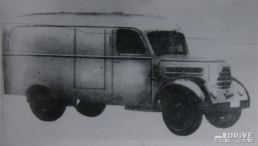 "Рисунок 41. Автомобиль-фургон ""Гарант-32"""