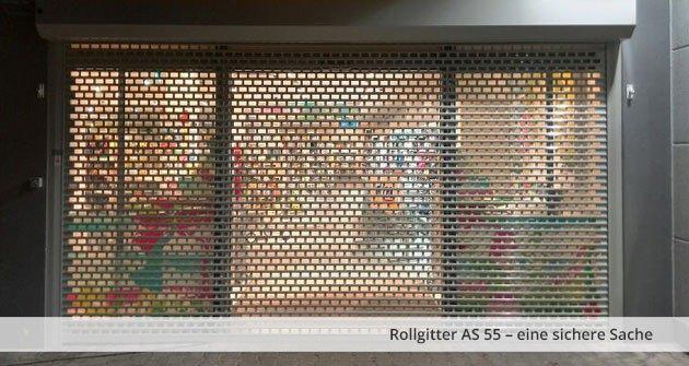 Rollgitter AS 55